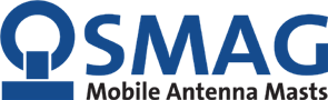 SMAG Mobile Antenna Masts